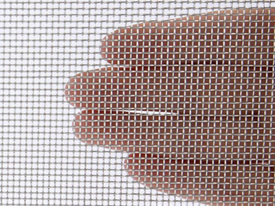 Plain Weave Stainless Steel Wire Mesh for Window Screen, Filter Element