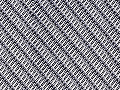 There is a plain dutch weave stainless steel wire mesh sheet.